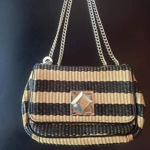 kate spade Bags - Kate Spade Small Tan Shoulder Bag
